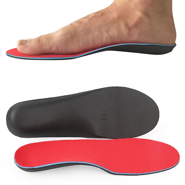 Custom Orthotics and Foot